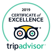 Logo attestation excellence tripadvisor